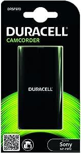 Duracell Drsf970 Li Ion Camcorder Ersetzt Akku Für Np F930