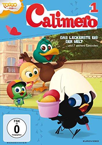 Calimero 1 - Das leckerste Eis der Welt und 7 weitere Episoden
