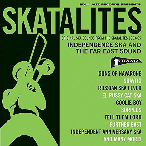 Skatalites - independence ska and the far East sound