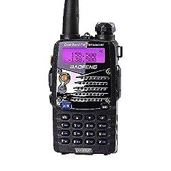 Baofeng UV-5RA Dualband Funkgerät 128 Kanäle 2m/70cm Amateurfunk mit Headset