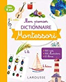 Mon premier dictionnaire Montessori...