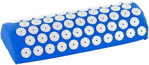 newgen medicals Entspannungskissen: Entspannungs-Nackenkissen mit 2442 Druckpunkten (Nackenkissen mit Massagefunktion)
