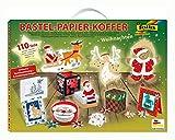 Weihnachtsbastelkoffer für Kinder