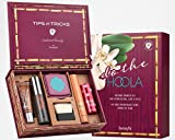 BENEFIT Do the Hoola Beyond Bronze Kit for the Complexion Lips and Eyes. They're Real Mascara Hoola Bronzer Dew The Hoola Benebalm