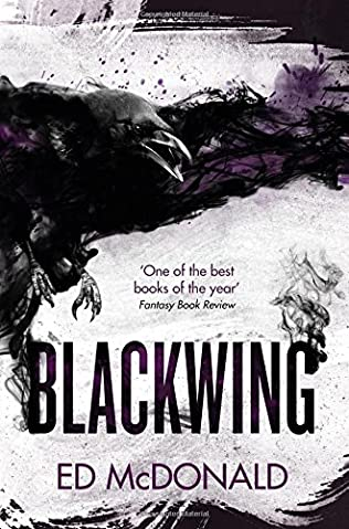 book cover of Blackwing