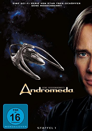 Gene Roddenberry's Andromeda - Staffel 1 [6 DVDs]