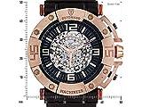 DETOMASO Herren-Armbanduhr Man Machineer Analog Automatik DT-ML102-C - 4