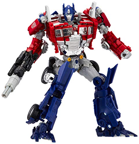 Takara Tomy Transformers Movie BB-01 MV6 Legendary Optimus Prime Action Figure