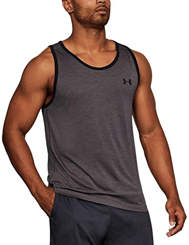 Under Armour Shirt Tech Tank - Camiseta sin mangas de fitness para hom