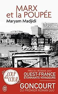 Marx et la poupée par Maryam Madjidi