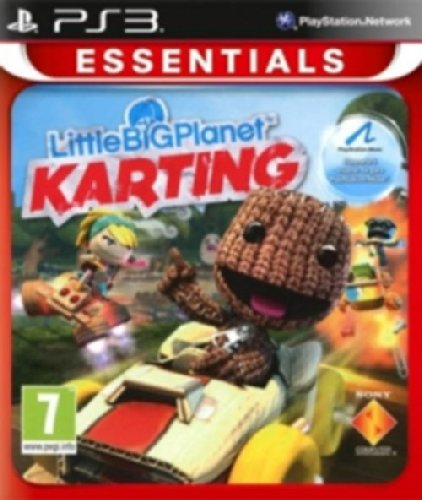 Little Big Planet Karting – Essentials (PS3)
