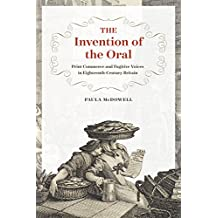 Invention of the Oral