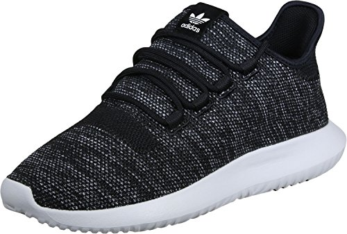 adidas Tubular Shadow Knit Black Utility Black White 46.5