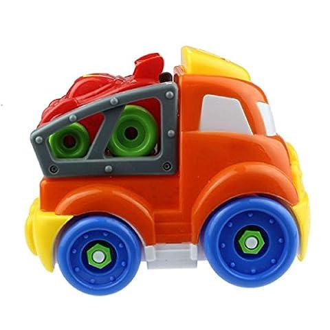 Spielzeugauto Oyedens Kind Demontage Montage Transporter Auto Spielzeug