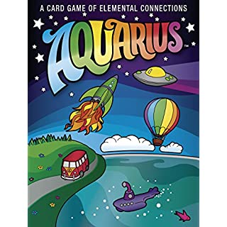 Looney Labs LON00002 Aquarius No Game