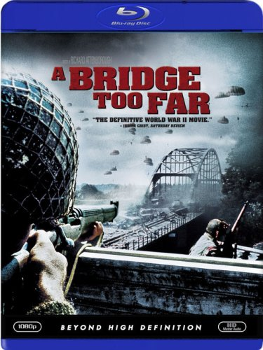 A Bridge Too Far [Blu-ray] [1977] [US Import] [Region A]