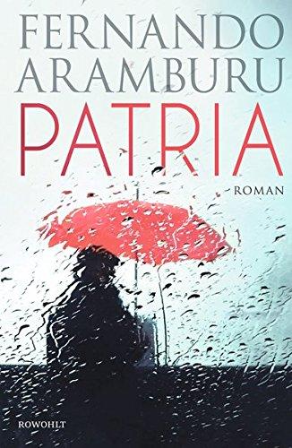 Buchseite und Rezensionen zu 'Patria' von Fernando Aramburu
