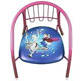Metallic Stuhl Frozen Mädchen