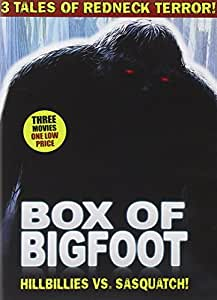 Box of Bigfoot: Hillbillies Vs Sasquatch [DVD] [2012] [Region 1] [US Import] [NTSC]