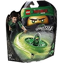 LEGO Ninjago - Lego Lloyd: Maestro del Spinjitzu, única (70628)