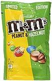 M&M's Peanut and Hazelnut Pouch, 128 g