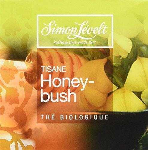 Simon Lévelt Honeybush Tee, 10 TB, 6er Pack (6 x 17,5 g) - Bio