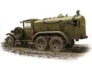 """MiniArt 1: 35""""bz-38refueller Mod 1939Kit de Modelo de plástico de (Color Gris)"""