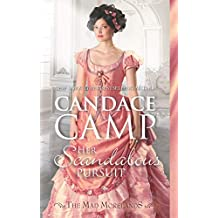 Her Scandalous Pursuit (Mad Morelands)