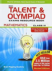 BMA's Talent & Olympiad Exams Resource Book for class-3(Maths)-2019