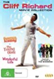 Cliff Richard Movie Collection DVD - ( Summer Holiday / The Young Ones / Wonderful Life ) [UK Compatible]
