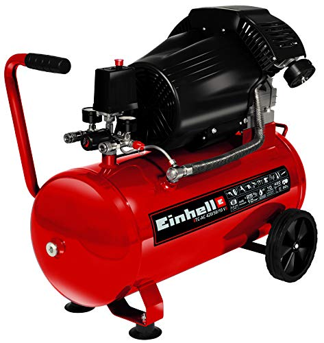 Einhell Compresor TC-AC 420/50/10 V 2200 W, 2850 rpm, 10 bar, 50L