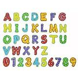 Nuby Bath Tub Foam Alphabet (Multi-Coloured)