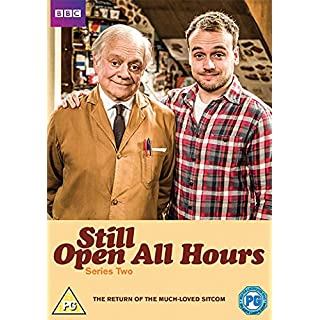Still Open All Hours - Series 2 [DVD] [2015]
