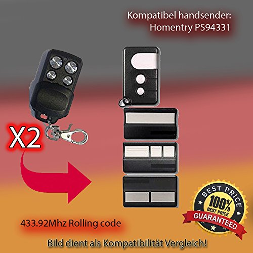 handsender chamberlain 84335eml programmieren test auf. Black Bedroom Furniture Sets. Home Design Ideas