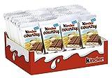 LOT DE 40 Ferrero Kinder CountryContenu: 40 pieces à 23,5 g
