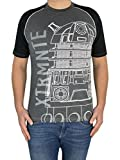 Dr Who - T-Shirt - Doctor Who Dalek - Homme - X-Large