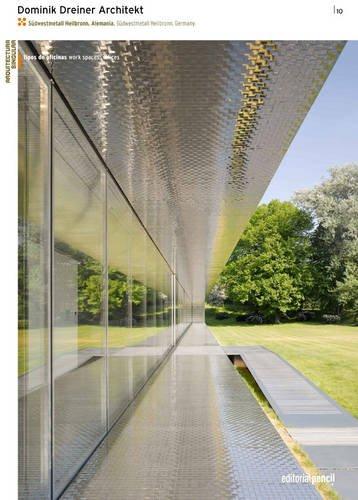 Dominik Dreiner Architekt (Revista (TIPOS DE OFICINAS / WORKS SPACES: OFFICES 1)