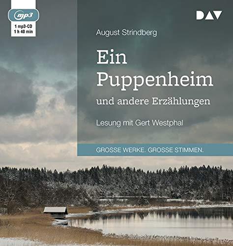 Ein Puppenheim und andere Erzählungen: Lesung mit Gert Westphal (1 mp3-CD)