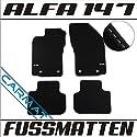 CARMAT Fussmatten mit LOGO AL/147Y00/L/B