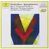 Prokofiev: Symphonies no 1 & 5