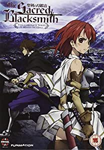 The Sacred Blacksmith: The Complete Series [DVD]