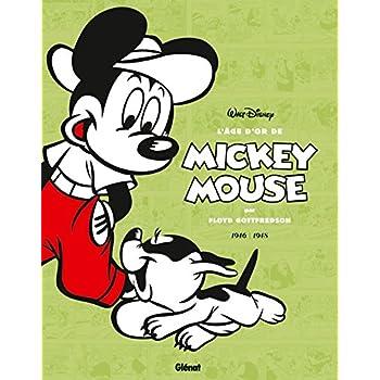 L'âge d'or de Mickey Mouse - Tome 07: 1946/1948 - Iga Biva, l'homme du futur et autres histoires