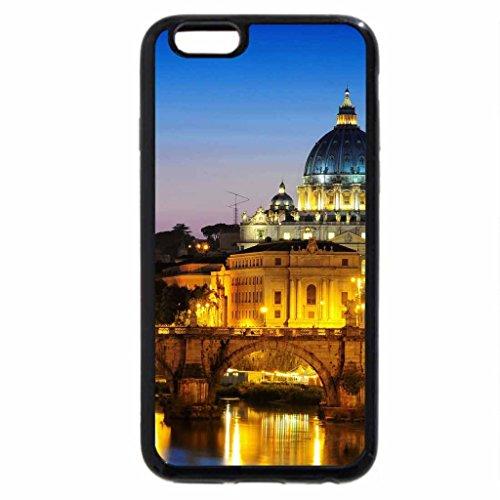 iPhone 6S / iPhone 6 Case (Black) Roma, Italia