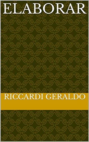 elaborar  por Riccardi  Geraldo