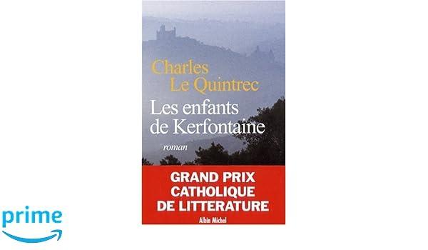 Les Enfants de Kerfontaine (LITT.GENERALE) (French Edition)