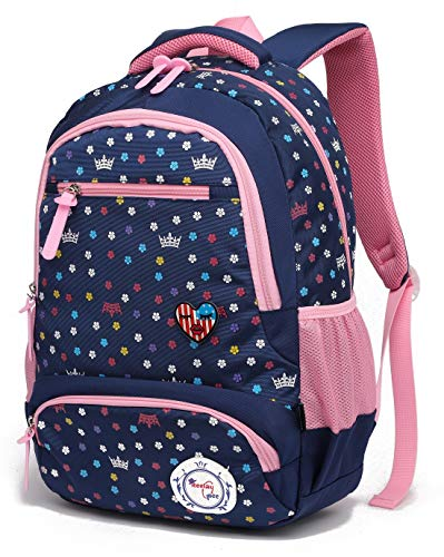 Reelay mee 18 L Polyester, Light Weight, Day-Trip/School Backpack - 2617 (Royal Blue) Image 2