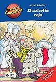 El calcetín rojo: Libros para niños de 8 años de detectives: ¡Con lupa descifradora!: 1