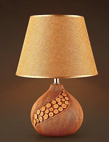Tabelle Kandelaber (LPZSQ Retro industrielle Hochzeits-Dekoration keramische Tabellen-Lampe für Wohnzimmer Schlafzimmer Cafe Bar, 220-240V)