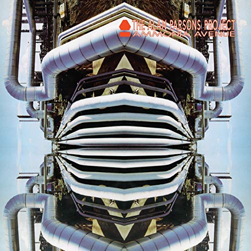 Alan Parsons Project, The - Ammonia Avenue: Blu Ray High Resolution Audio Edition