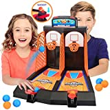 Jeu de tir de basket-ball Table de bureau à 2 joueurs Tirez Activité amusante Jouet Pour enfant Adulte Balight